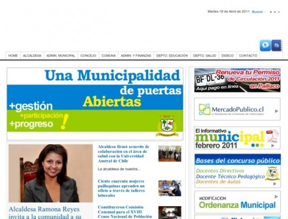 Municipalidad de Paillaco