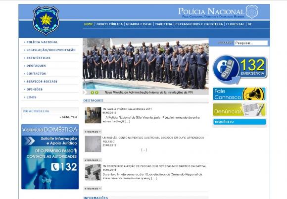 Policia Nacional de Cabo Verde
