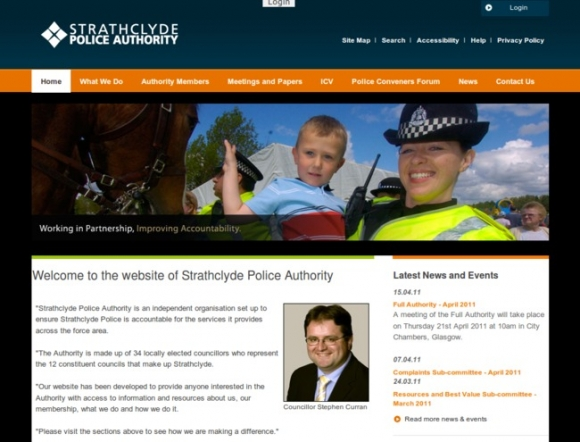 Strathclyde Police Authority