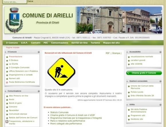 Comune di Arielli