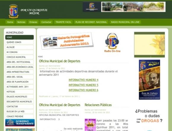 Municipalidad de Quirihue