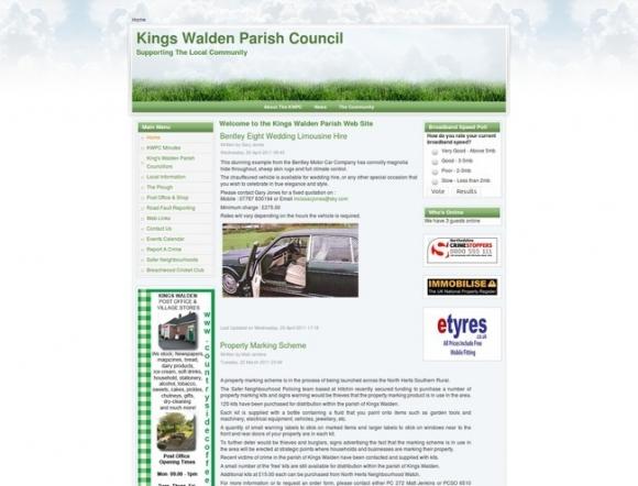 Kings Walden Parish Council
