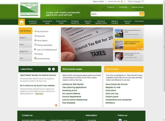 Derbyshire Dales District Council