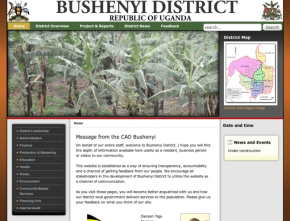 Bushenyi District