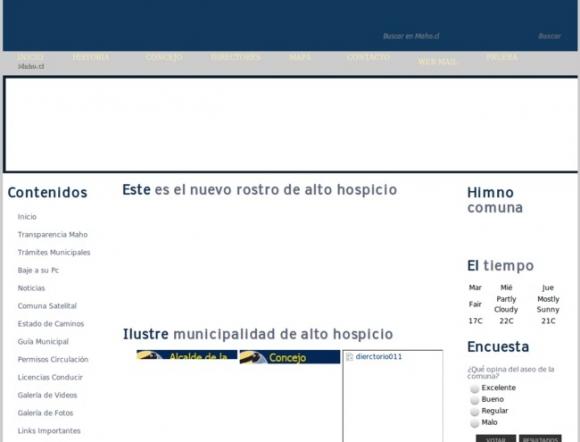 Municipalidad de Alto Hospicio