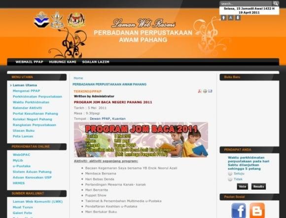 Pahang Library