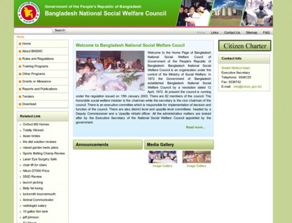 National Social Welfare Council