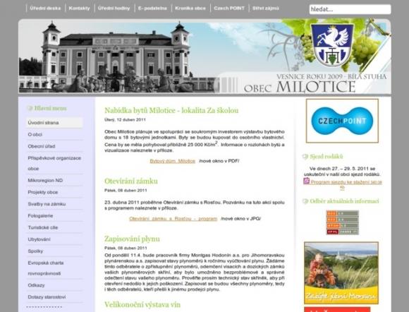 Municipal Milotice