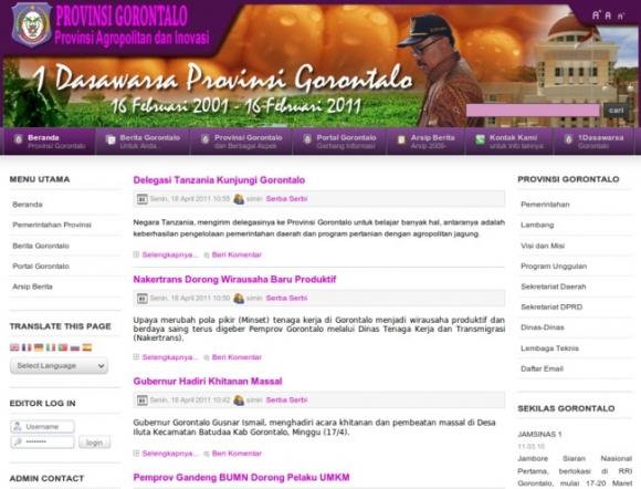 Gorontalo Province