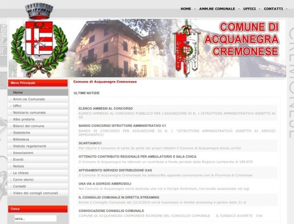 Comune di Acquanegra Cremonese