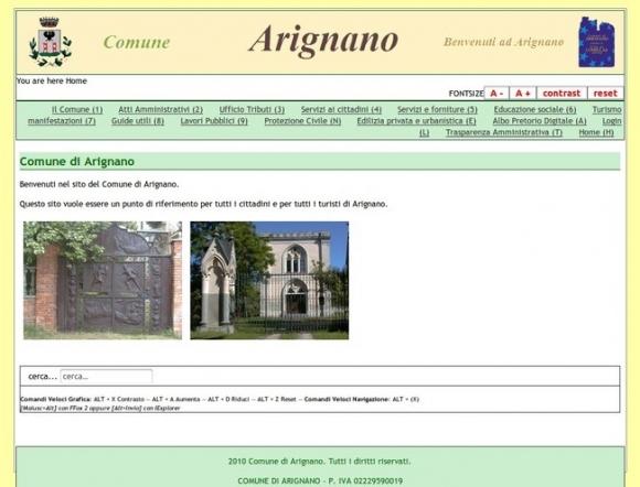 Comune di Arignano