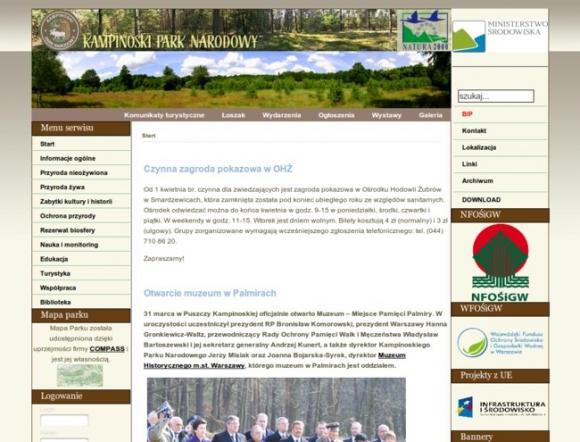 Kampinoski Park Narodowy / National Park