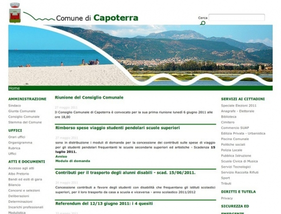 City of Capoterra