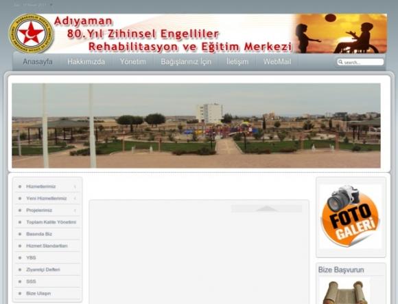 Adiyaman Mentally Handicapped Rehabilitation and Education Center