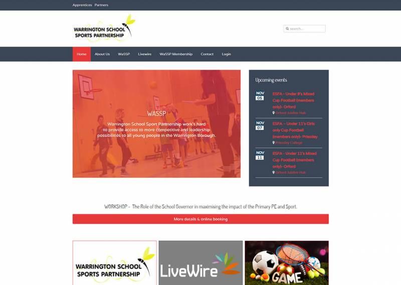 Warrington Schools Sports Partnership