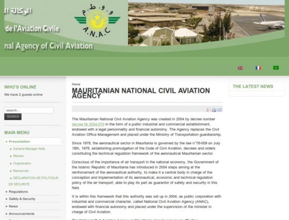 National Agency of Civil Aviation