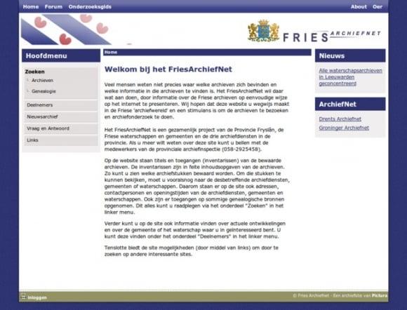 FriesArchiefNet