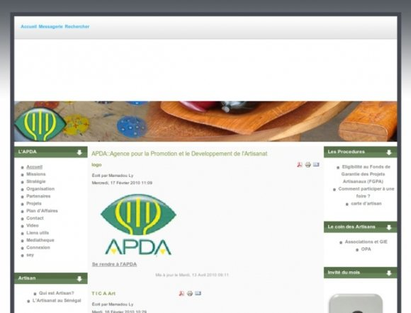 APDA: Agency for the Promotion and Development of Handicraft