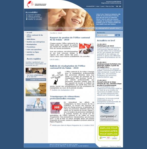 Disability insurance of Geneva