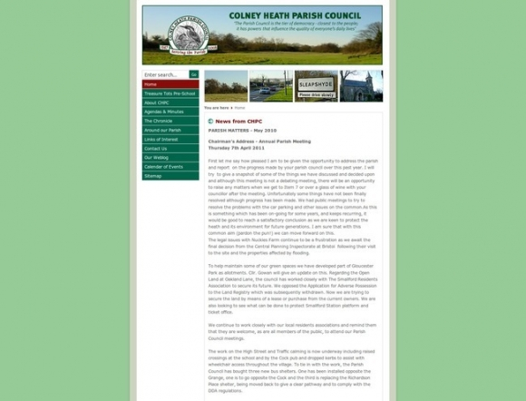 Colney Heath Parish Council