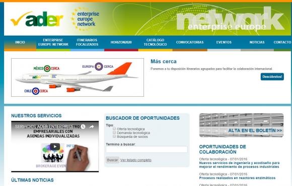 Ader Enterprise Europe Network