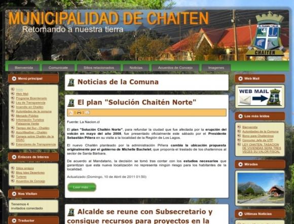 Municipalidad de Chaitén