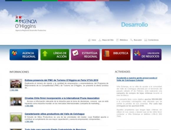 Agencia Regional Desarrollo Productivo O'Higgins