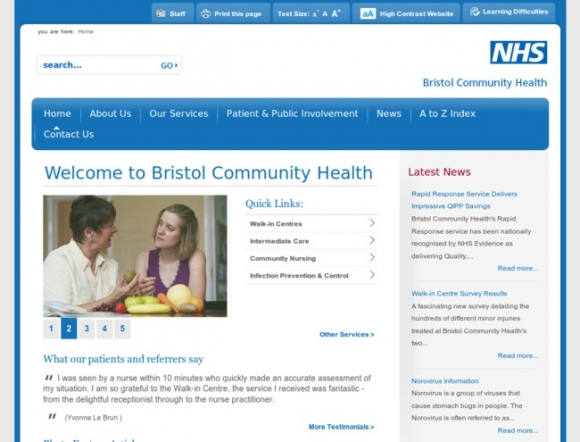 Bristol Community Health