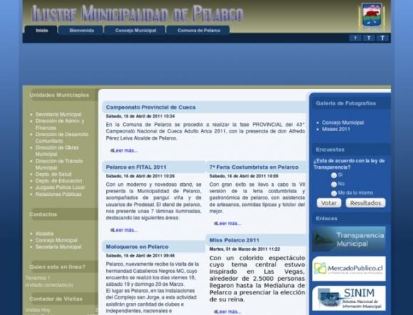 Municipalidad de Pelarco