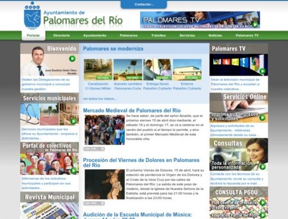 Ayuntamiento de Palomares del Río