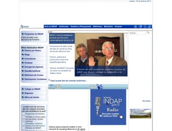 Instituto de Desarrollo Agropecuario - Chile