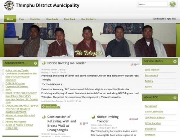 Thimpu District Municipality