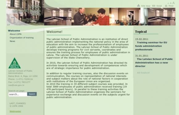 School of Public Administration