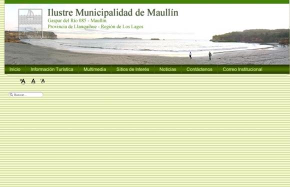 Municipalidad de Maullín - Departamento de Salud