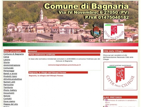 Comune di Bagnaria