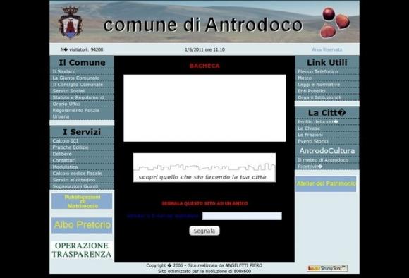 Comune di Antrodoco