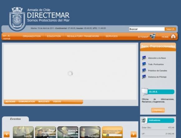 Dirección General del Territorio Marítimo