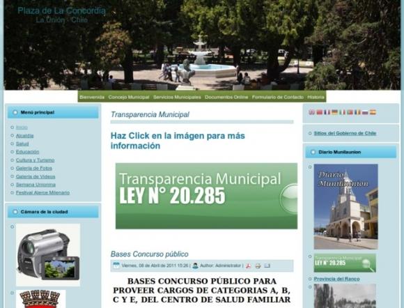 Municipalidad de La Unión