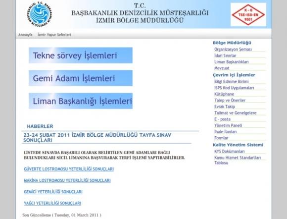 Izmir Port Authority