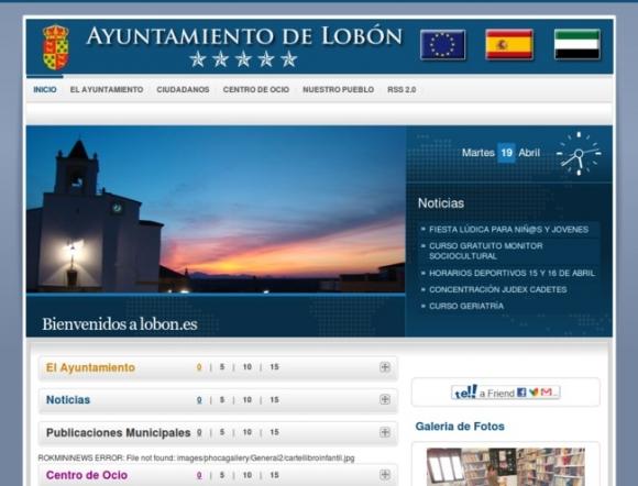 Ayuntamiento de Lobón