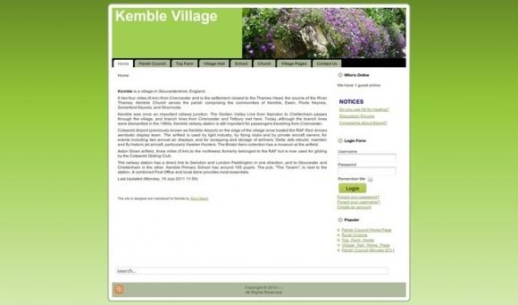 Kemble Parish Council
