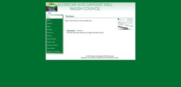 Alder Car & Langley Mill Parish Council