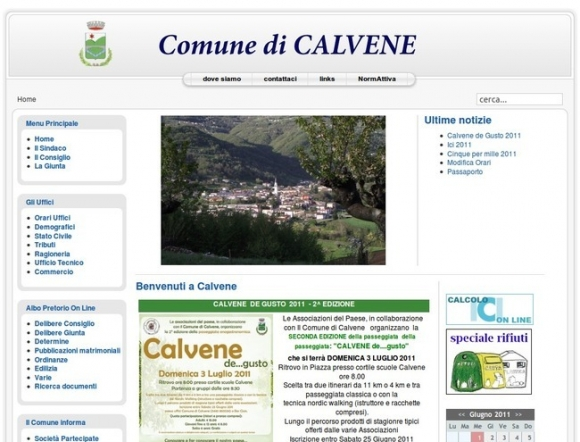 Comune di Calvene