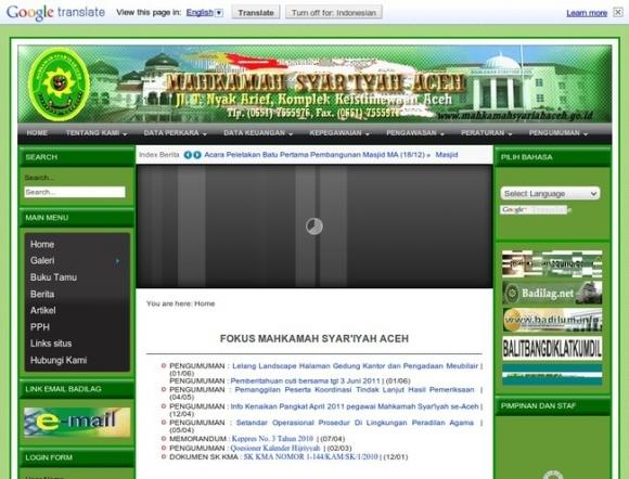 Aceh Syari'ah Court