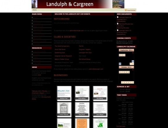 Landulph Parish Council