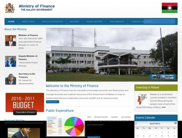 Ministry of Finance - Malawi