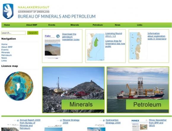 Bureau of Minerals and Petroleum