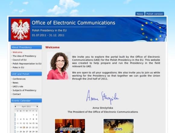 Office of Electronic Communications (UKE)