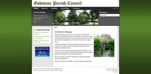 Godstone Parish Council