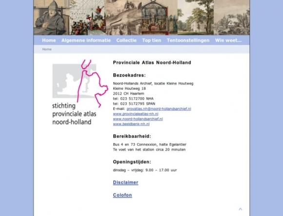 Stichting Provinciale Atlas